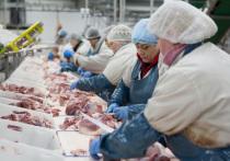 Власти рассказали, как на Великолукском мясокомбинате сдерживают очаг инфекции