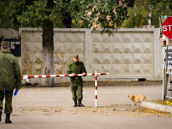 21 мая солдат-срочник получил наказание за заступление на службу в состоянии опьянения