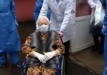 В прошлом октябре на Покров я гуляла на 100-м дне рождения Зинаиды Афанасьевны Новиковой