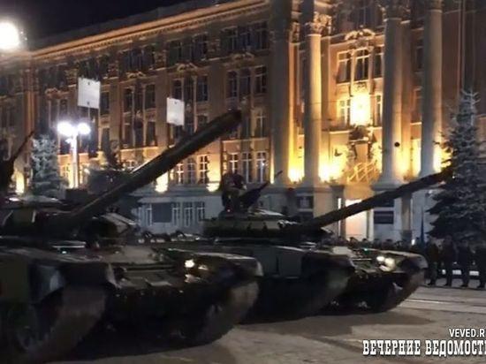 После парада Победы в Екатеринбурге запустят три салюта