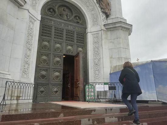 Кажется, московский карантин подходит к концу и для верующих