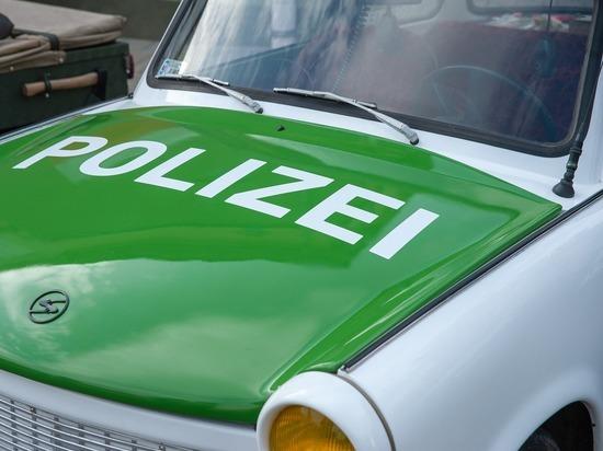 Германия: На выставке во Франкфурте-на-Майне нашли бомбу