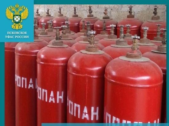 ФАС намерен вернуть псковичам прежние цены на газ в баллонах