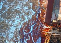 Норильская вода стала кровавой после экологической катастрофы с предприятием