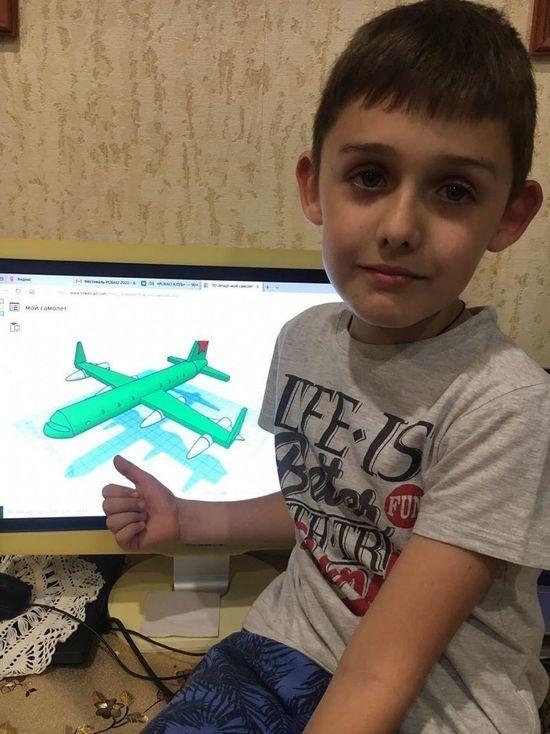 Проект юного серпуховича стал одним из лучших на Международном конкурсе
