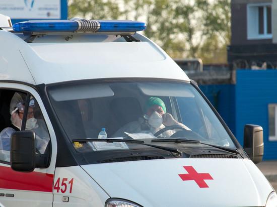 В Магнитогорске трехлетняя девочка выпала из окна и погибла