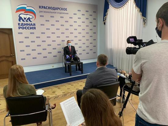 Кубанские единороссы заявили, что во время электронного голосования невозможны фальсификации