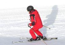 Путин поторговался о цене горнолыжного костюма