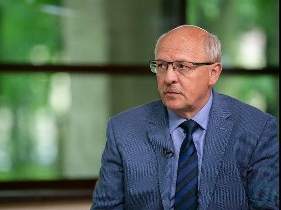 Глава комитета по соцполитике Александр Ржаненков заболел коронавирусом