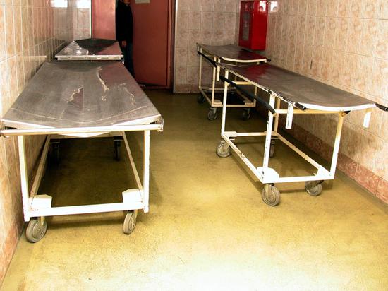 В башкирском морге творится ужас: тягали покойников без средств защиты