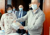 Школьник из Монголии отправил медикам в Улан-Удэ свои сбережения на борьбу с COVID-19