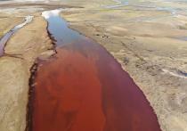 Стала известна площадь разлива нефтепродуктов на ТЭЦ-3 в Норильске