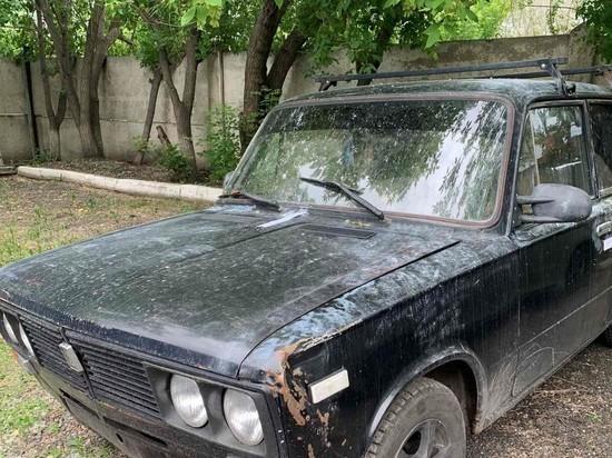 Полиция нашла машину напавших на инкассаторов в Красноярске