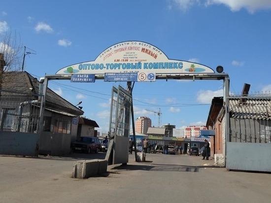 Въезд на Южный рынок перекрыли из-за коронавируса у работников