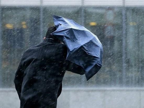 В Калмыкии ожидаются сильные дожди с градом и шквалистым ветром