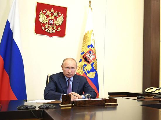 СМИ: Путин может обратиться к россиянам после голосования по Конституции