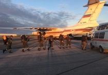 Новосибирские спасатели будут ликвидировать последствия ЧП в Норильске
