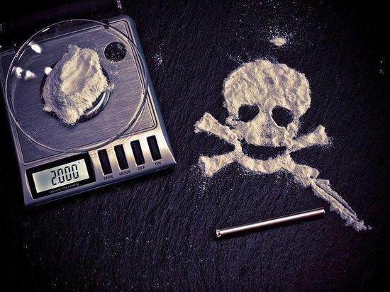 Студента из Белова поймали с пакетом наркотиков