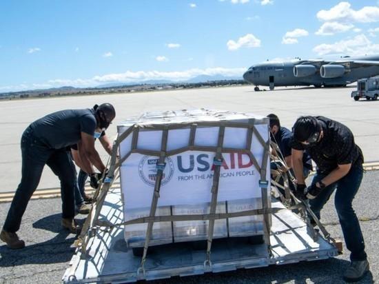 США доставили в Россию вторую партию аппаратов ИВЛ