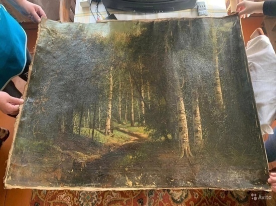 Публикация «МК в Туле» о продаже полотна Шишкина вызвала драматичные события