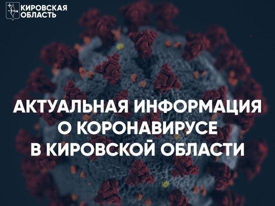 В Кирове зафиксирована новая смерть от коронавируса