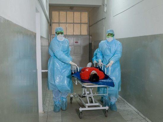 В Волгоградской области скончался 53-летний пациент с COVID-19