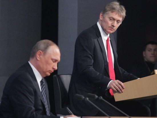Песков объяснил, почему Путин заставил силовиков заняться ЧП в Норильске