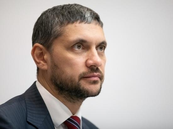 Осипов записал видеообращение к забайкальцам по ситуации с COVID-19