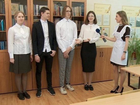 Коронавирус и связанные с ним ограничения не смогли помешать главному школьному празднику в Серпухове