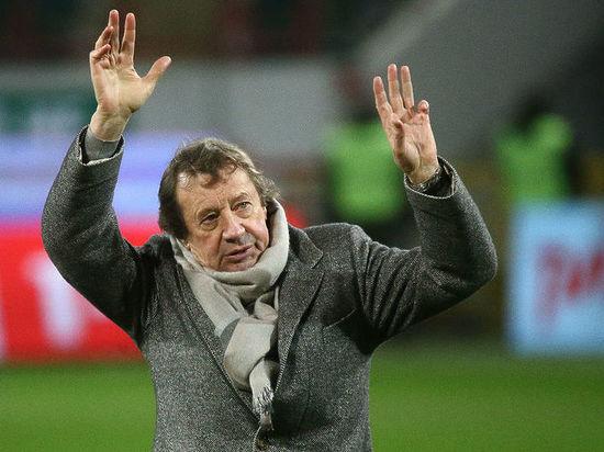 Слухи отправляют Юрия Семина в киевское «Динамо», но ему там не рады