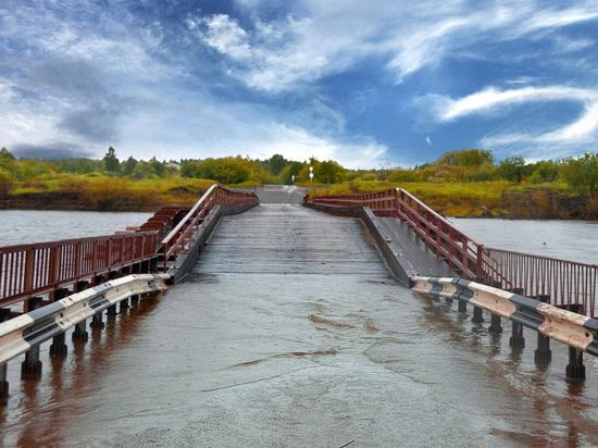 Мост между Чепецком и его заречной частью признан опасным для жизни