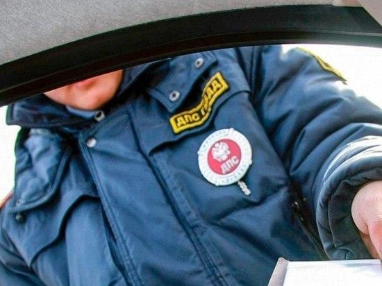 В Чувашии пьяный водитель пытался подкупить гаишника пятью тысячами рублей