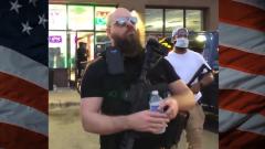 Когда протест превратился в грабеж: американцы достали оружие