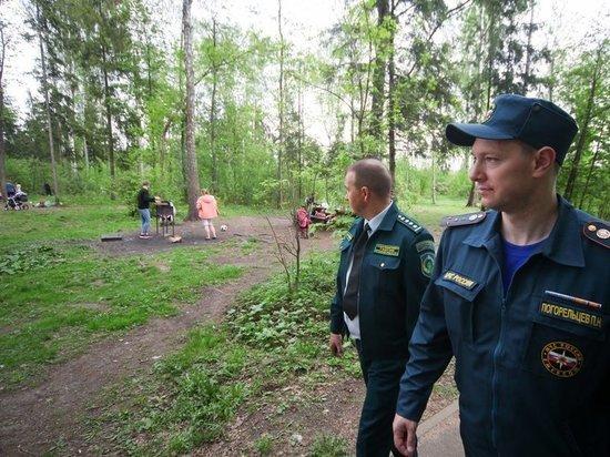 Власти Москвы сообщили, что места для пикников работать пока не будут