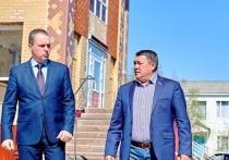 Спикер Заксобрания ЯНАО рассказал о планах по строительству и благоустройству в Приуральском районе
