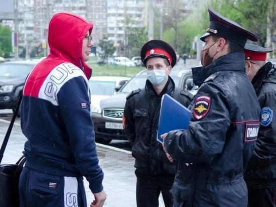 В день продления карантина в Краснодаре оштрафовали 117 человек