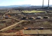 Комиссия, расследующая обстоятельства страшной аварии с разливом дизельного топлива под Норильском, выявила микротрещины еще в одном заполненном резервуаре