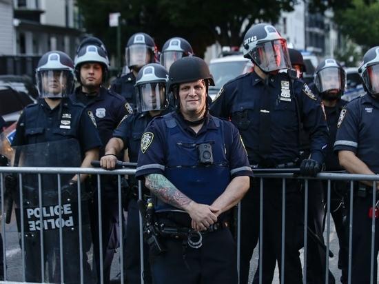 """""""Американские полицейские дезориентированы"""""""