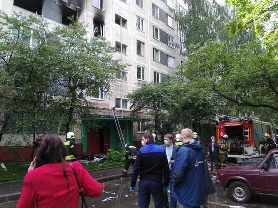Жилец взорвавшейся московской квартиры установил загадочную видеокамеру