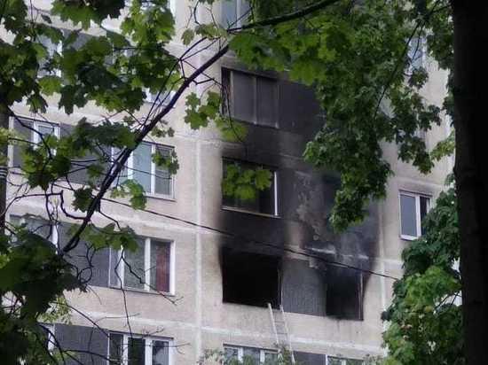 При взрыве квартиры в Москве свидетели чувствовали запах пороха