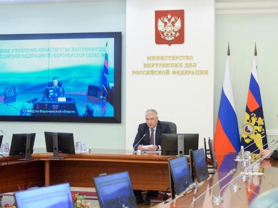 5 июня нового начальника УМВД Смоленщины представили личному составу
