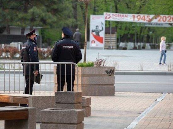 В Ростовской области полицейские за сутки составили 549 протоколов о нарушении режима самоизоляции