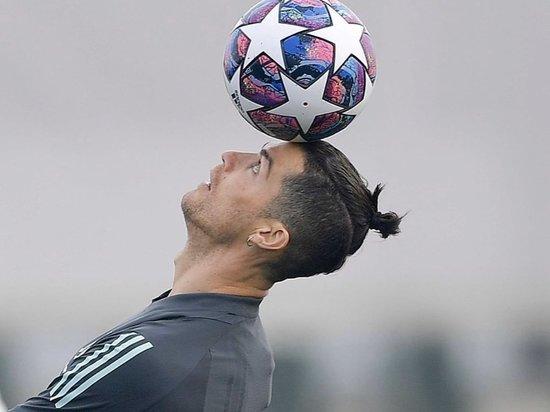 Роналду стал первым в истории футболистом-миллиардером