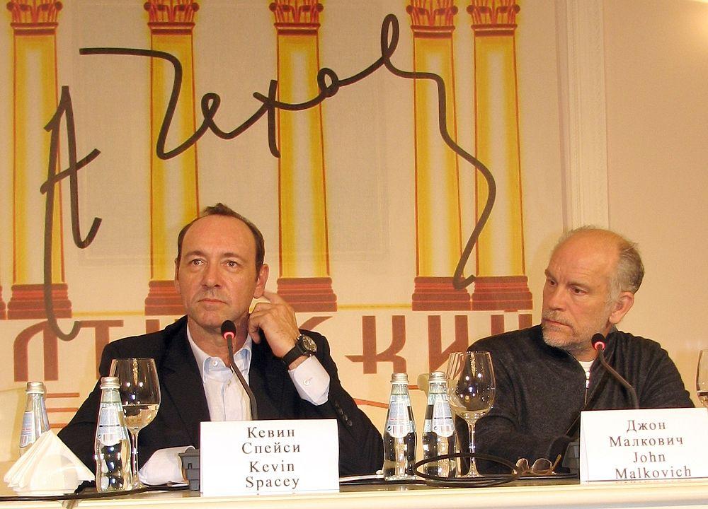 Кевин Спейси и Джон Малкович в Ялте: рассекречены крымские фото