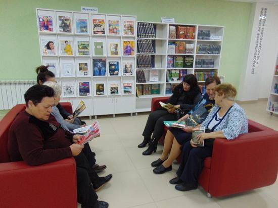 Среди саратовской  молодёжи появилась мода  на модельные библиотеки