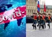 ВОЗ заявила о выходе России на плато по коронавирусу