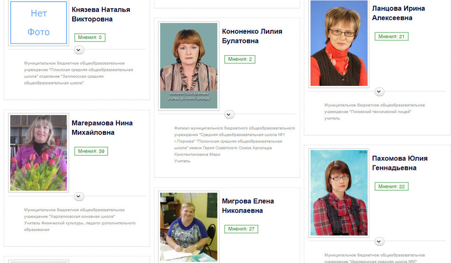Претендентов на звание лучшего учителя Псковской области обсуждают в интернете, фото-2