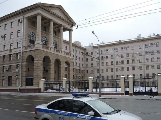 На Петровке, 38 задержали фигурантов