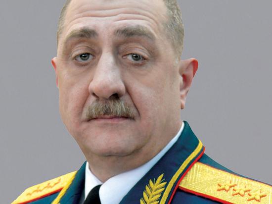 Генерал Голлоев рассказал о службе росгвардейцев в условиях пандемии