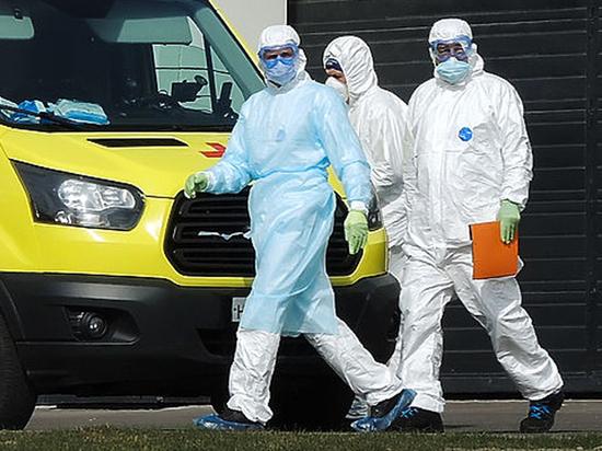 В Москве скончались 58 пациентов с COVID-19